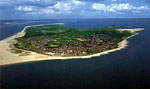Borkum Island North Sea