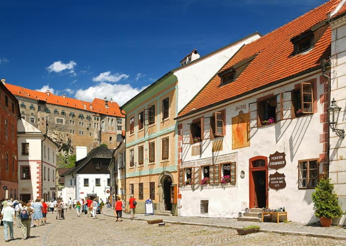 Accommodation Bed Breakfast Alt Straninger: pension in Cesky Krumlov - Pensionhotel - Guesthouses