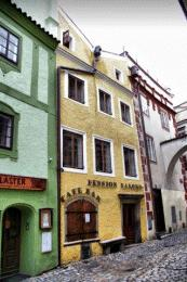 Accommodation Bed Breakfast Baroko Accommodation Český Krumlov: pension in Cesky Krumlov - Pensionhotel - Guesthouses
