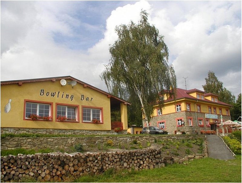 Accommodation Bed Breakfast Vyhlídka: pension in Predni Vyton - Pensionhotel - Guesthouses