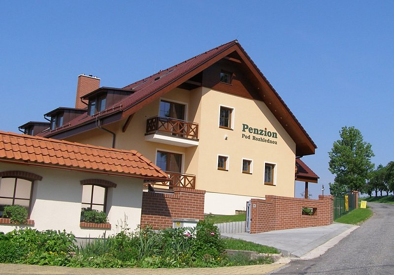 Accommodation Wellness Bed Breakfast Pod Rozhlednou: pension in Kostelec nad Orlici - Pensionhotel - Guesthouses