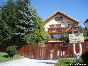 Apartment MARKO Poprad - Poprad High Tatras: pension in Nová Lesná - Pensionhotel - Guesthouses
