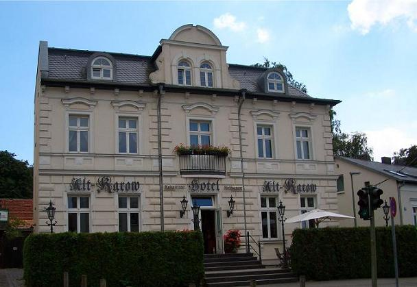 Hotel Alt-Karow accommodation Berlin / Pankow: hotels Berlin - Pensionhotel - Hotels