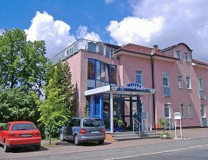 Hotel Schone Aussicht Sonneberg Hotels Sonneberg Pensionhotel