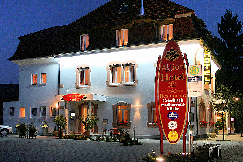 Hotel Axion *** Weil am Rhein / Basel: hotels Basel - Pensionhotel - Hotels